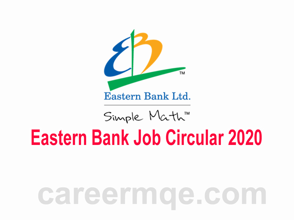 Eastern Bank Job Circular 2020
